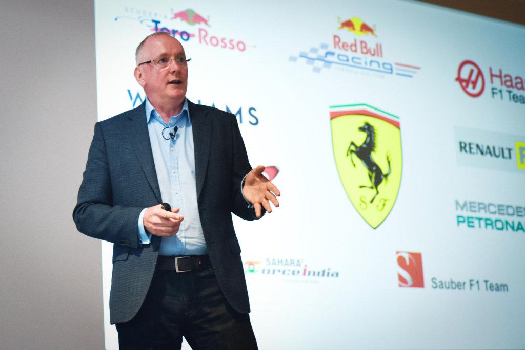 Mark Gallagher - Formula One DPR